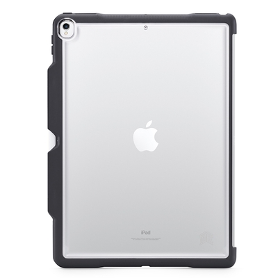iPAD PRO 12.9 2e Generation Coque protection DUX SHELL avec support Stylet