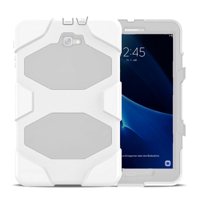 Coque protection Galaxy TAB A6 10.1 pouces Vegas Blanc medical