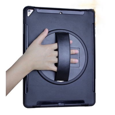 Coque iPad PRO 12.9 1ere et 2e Gen avec Harnais main Roma et verre de protection ecran