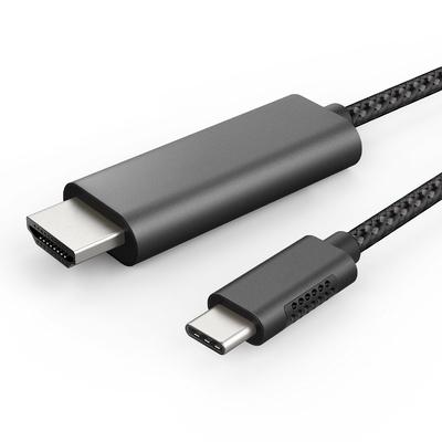 Cable Adaptateur USB-C vers HDMI 1.8 Metre Victoria