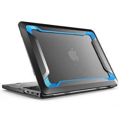 Coque de protection MacBook PRO Retina 13 pouces 2016 avec Touch Bar Blaze Bleu et Noir