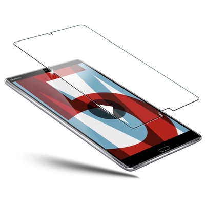 Verre renforce de protection ecran Huawei MEDIAPAD M5 8.4 pouces Premium