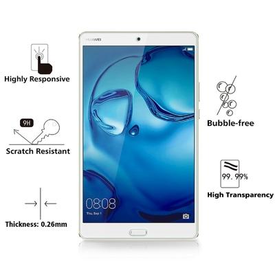 Verre de protection ecran Huawei MEDIAPAD M3 8.4 pouces Protection Premium