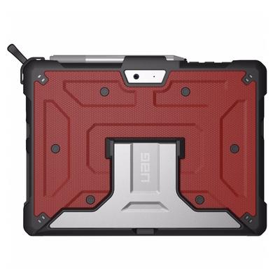 Microsoft SURFACE GO Coque de protection renforcee Armure Rouge