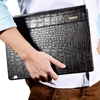 ok Folio Cuir Microsoft Surface BOOK Aspect Croco Noir
