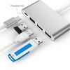 vvvv Adaptateur USB-C vers 1 x USB 3.0 et 2 x USB 2.0 + Charge USB-C