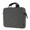 double Sacoche de transport 12 a 13 pouces Portable et MacBook  City Gris