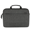 dos Sacoche de transport 12 a 13 pouces Portable et MacBook  City Gris