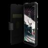 Etui Folio Coque de protection Galaxy S8+ 6.2 pouces Armure 360° Noir