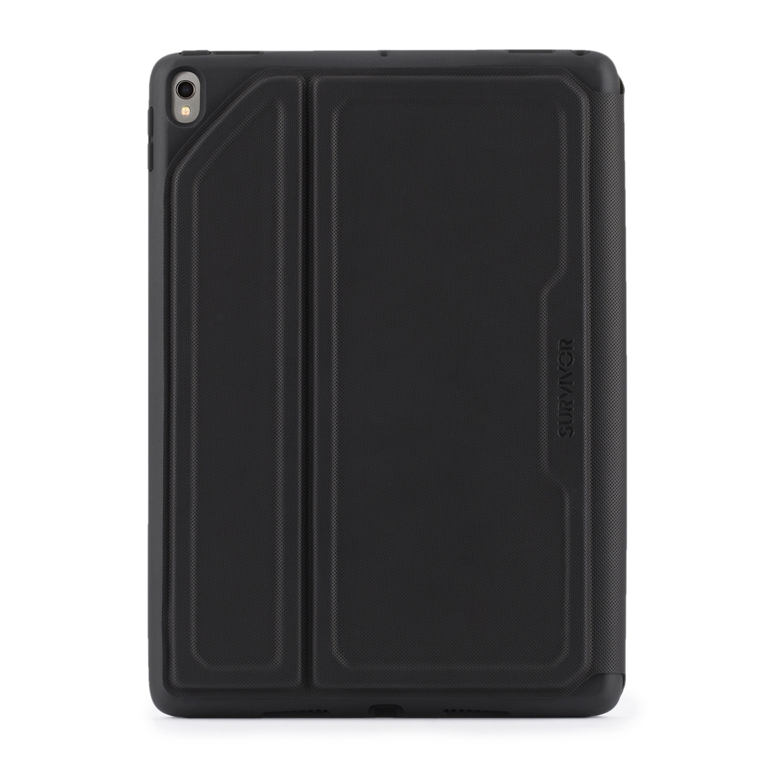 arriere survivor rugged folio noir