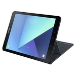 ecran Samsung Officiel Book Cover Galaxy TAB S3 9.7 pouces Anthracite