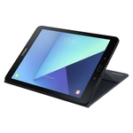 screen Samsung Officiel Book Cover Galaxy TAB S3 9.7 pouces Anthracite