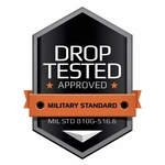 drop tested mil