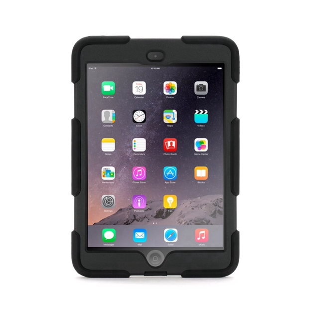 coque survivor ipad mini 4 face