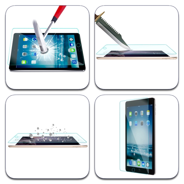 verre protection ipad air mix