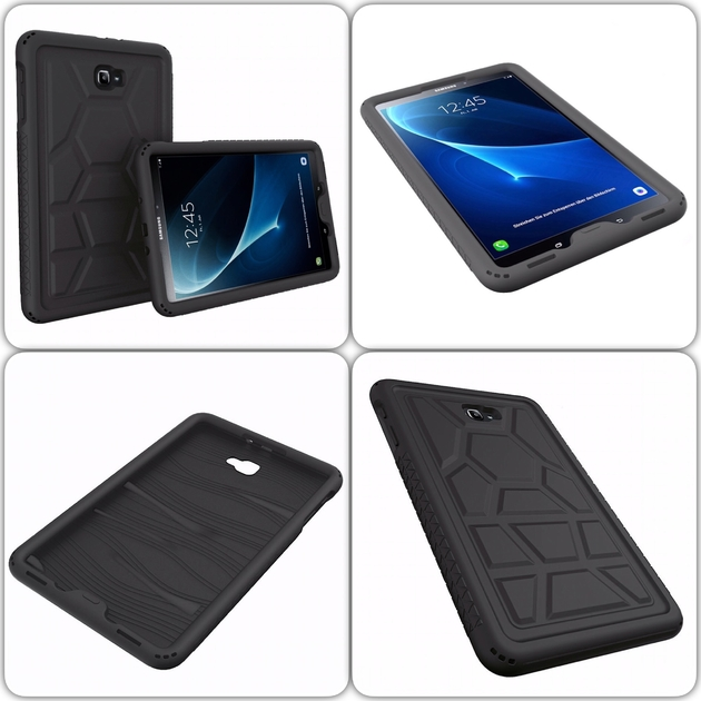 Coque de protection galaxy tab a 10 1 pouces housse for Housse galaxy tab a6