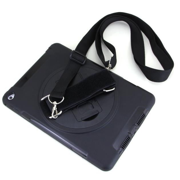 sangle iPad Mini 4 Coque et harnais main Sangle epaule Rotating
