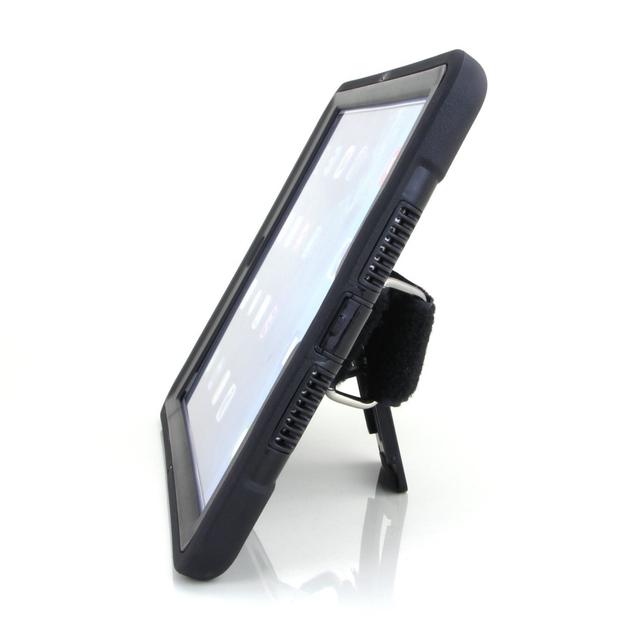 pied iPad Mini 4 Coque et harnais main Sangle epaule Rotating