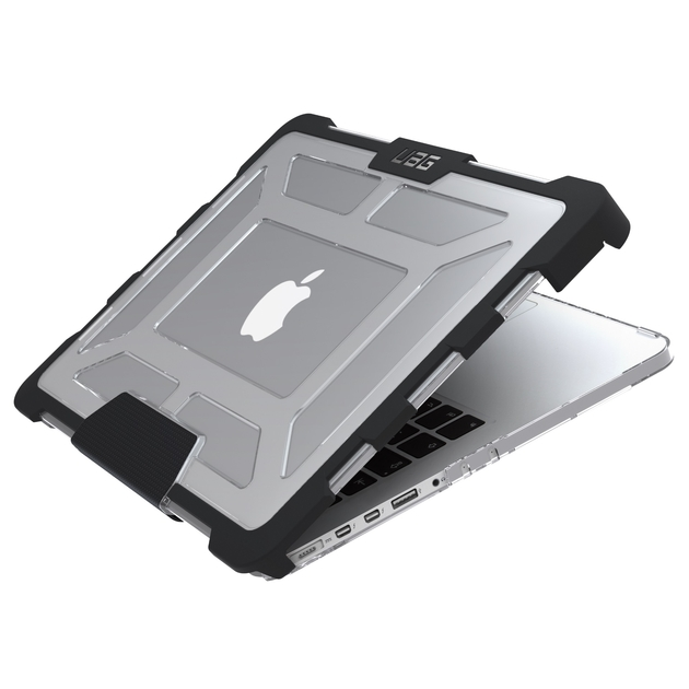 ouverture MacBook PRO Retina 15 pouces Security Transparent