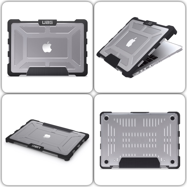 mixage MacBook PRO Retina 15 pouces Security Transparent