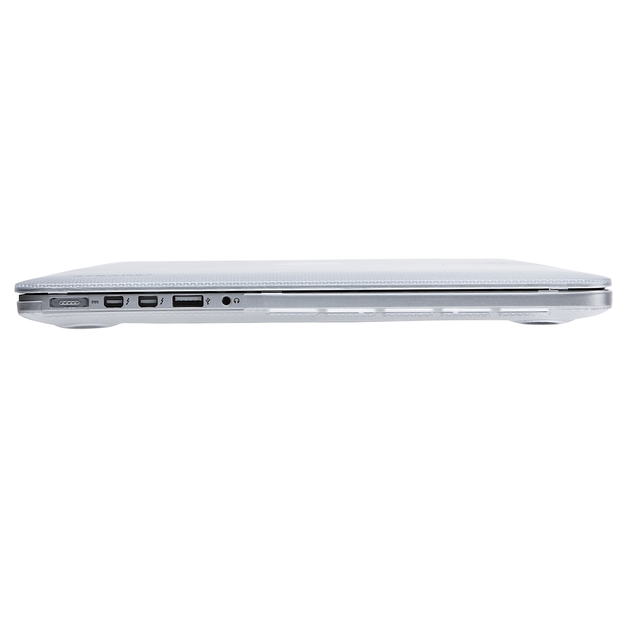 plat Coque Hardshell Incase Transparente MacBook PRO Retina 15''