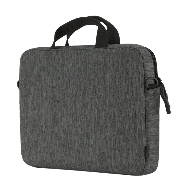 double Sacoche de transport 12 a 13 pouces Portable et MacBook  City Gris