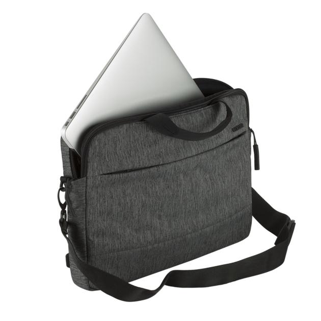poche Sacoche de transport 12 a 13 pouces Portable et MacBook  City Gris