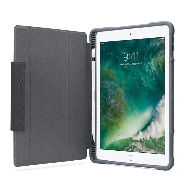 ouverture Coque Folio Dux Plus iPad PRO 9.7 pouces Avec Support Stylet