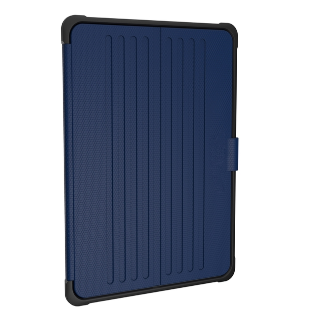 coque folio etui avec cover ipad 2017 housse metro bleu cobalt apple etuis coques ipad 2017. Black Bedroom Furniture Sets. Home Design Ideas