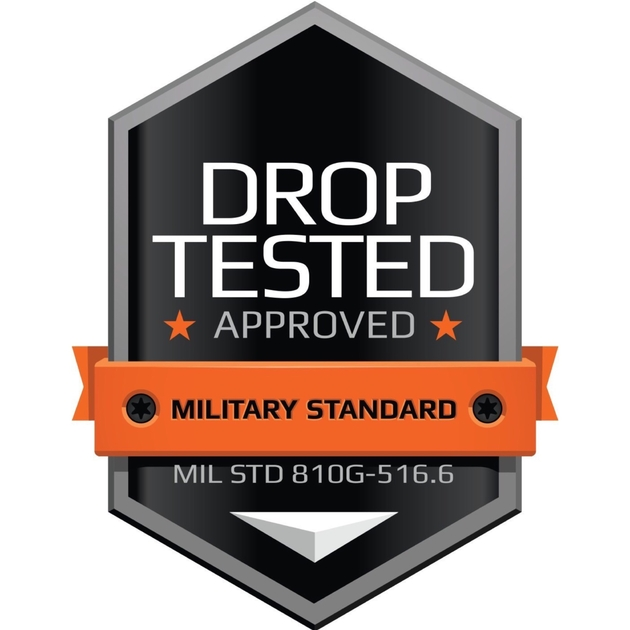drop tested