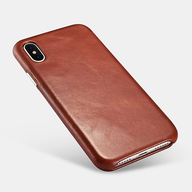 coque cuir apple iphone x