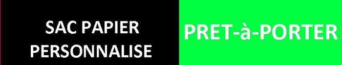 Prêt-à-PorteRSAC PAPIER- SAC BIO - SAC ECOLOGIQUE-SAC KRAFT PERSONNALISE-SAC KRAFT PAS CHER