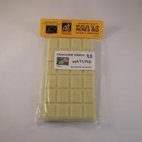 Chocolat bio Blanc NATURE
