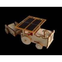 Maquette TRACTEUR solaire