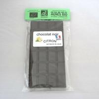 Chocolat bio noir CITRON