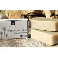 Savon shampooing solide bio