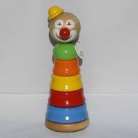 Anneaux à empiler Clown