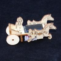 Maquette Mini Char Solaire