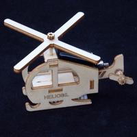 Maquette Mini Hélicoptère Solaire