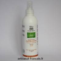 Lotion capillaire démêlante sans rinçage Bio 200ml