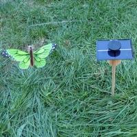 KIT Papillon Solaire Vert 8cm grande cellule