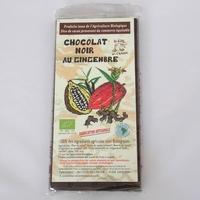 CHOCOLAT BIO NOIR AU GINGEMBRE
