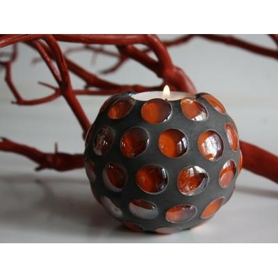 594-bougeoir-orange-gris-pour-bougie-chauffe-plat