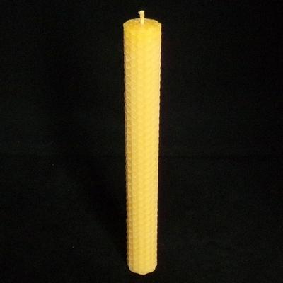 Lot-de-5-bougies-chandelles-gaufrées