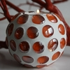 593-bougeoir-orange-blanc-pour-bougie-chauffe-plat
