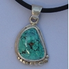 Pendentif-Argent-Turquoise-d'Arizona