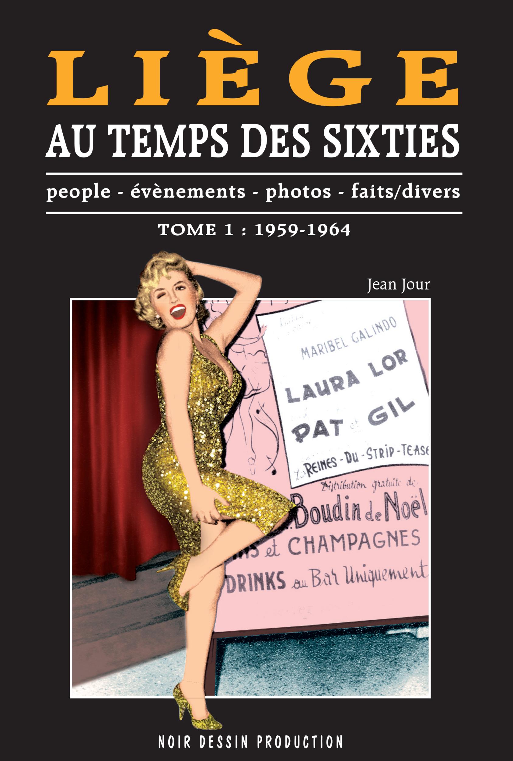 Liege au temps des sixties-cover