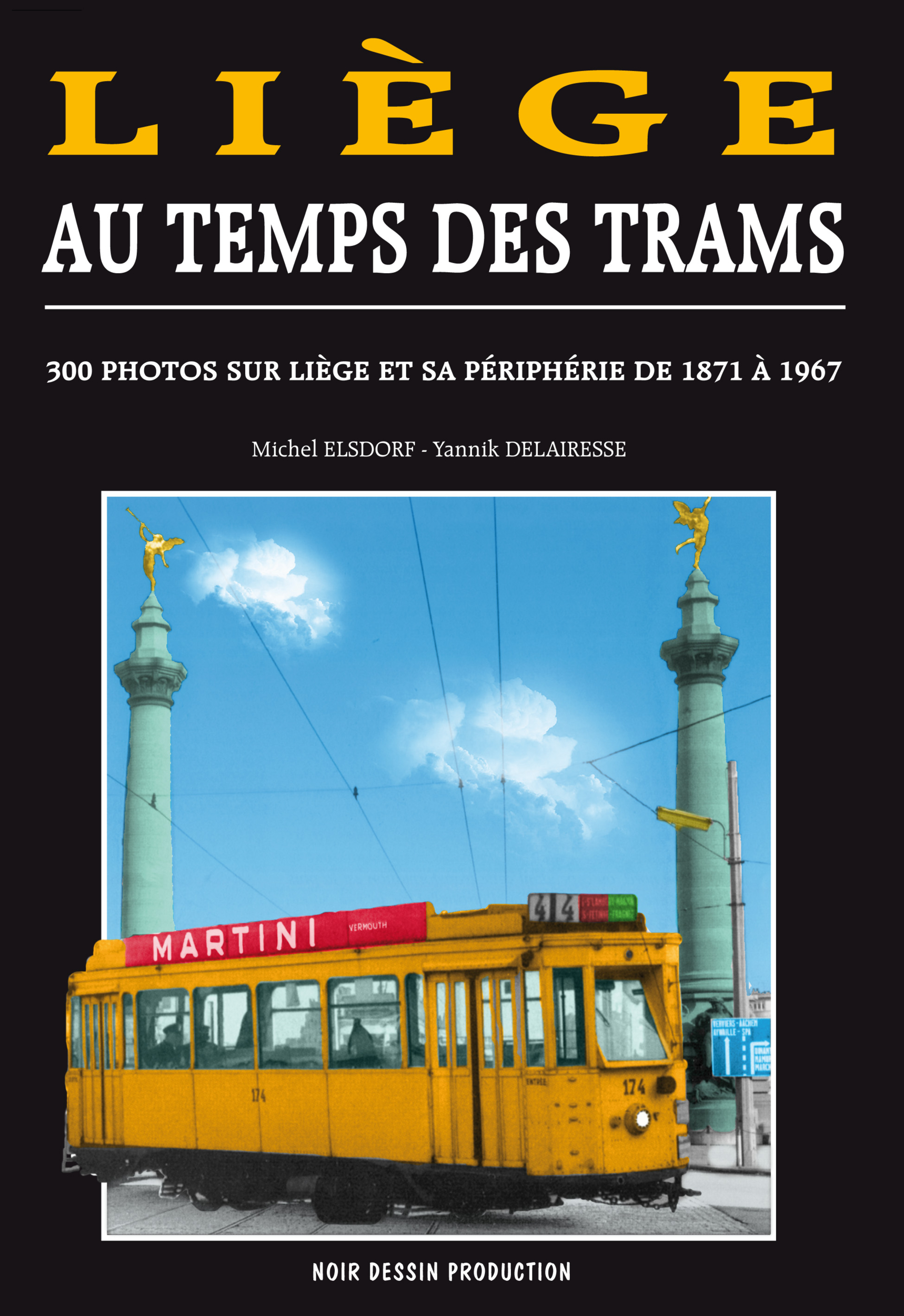 trams cover