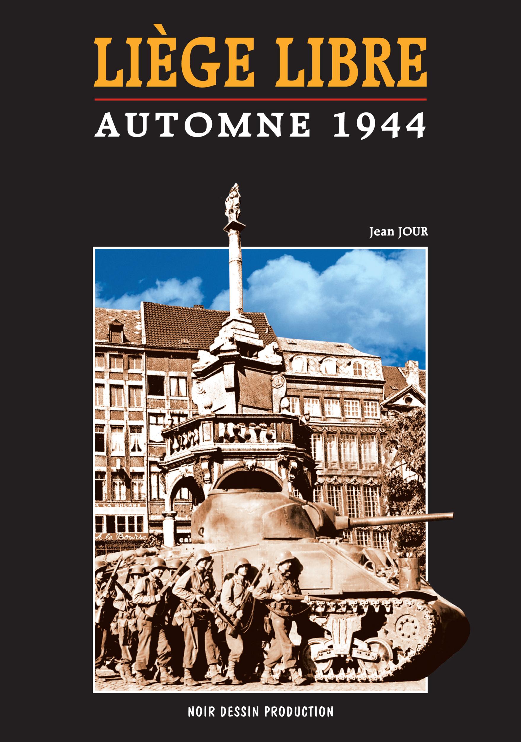 liege libre-1944-imposition