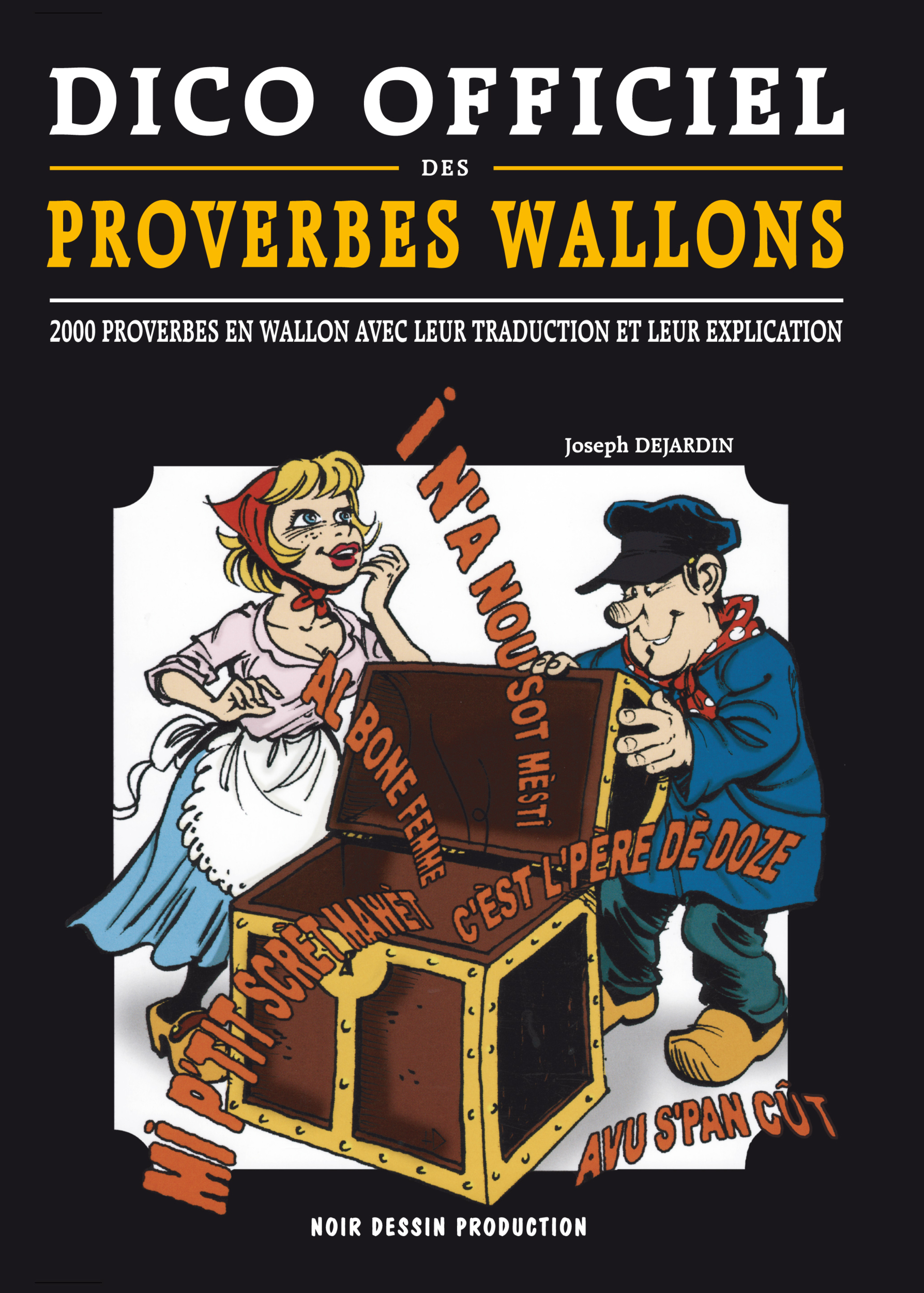 proverbes wallons